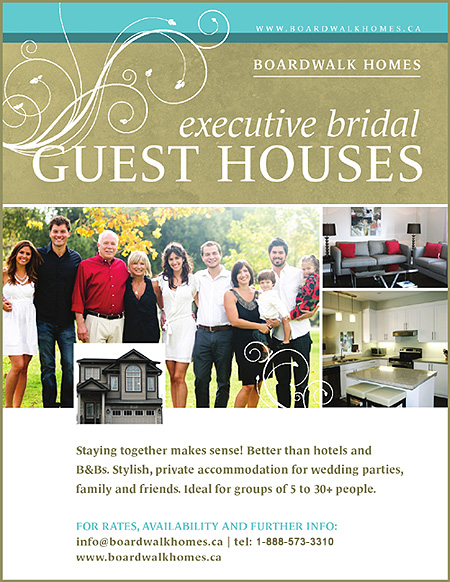 weddings, parties and vacations rental
